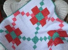 Penny Rose Fabric Tulip Chain