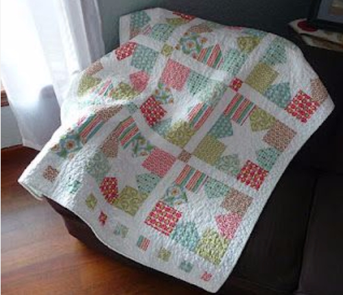 Your Favorite Charm Packs Become A Charming Stars Quilt Quilting Cubby