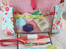sew on the go sewing bag