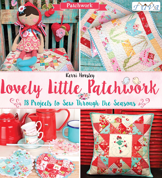 Lovely Little Patchwork Sew Through The Seasons