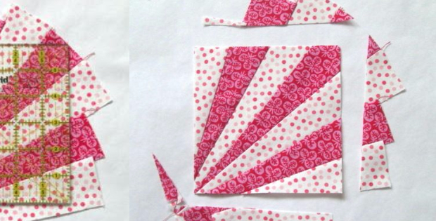 The Fun Way To Make A Fan Quilt Quilting Cubby