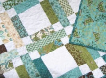 jelly roll quilt Grandma Marys