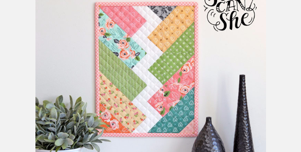 mini wall hanging for small spaces