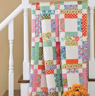 one jelly roll quilt pattern