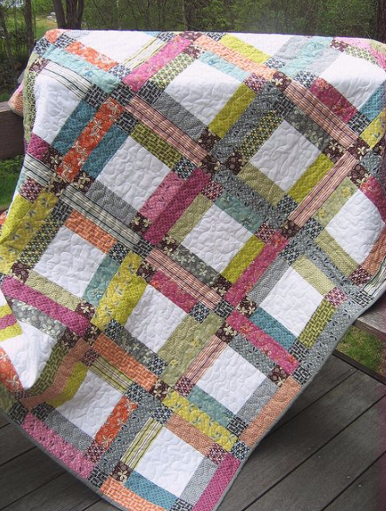 One Jelly Roll Grandma Mary S Five Patch Quick And Easy