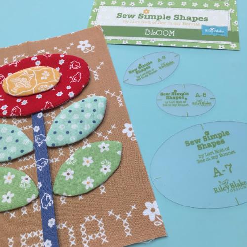 sew simple shapes Lori Holt