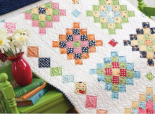 great granny squared quilt projects Lori Holt