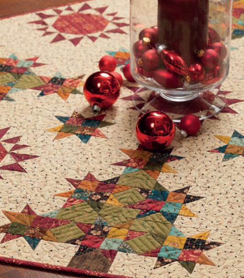 trees table topper