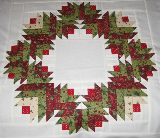 Wreaths For All Seasons To Make From Your Scrapbag Quilting Cubby