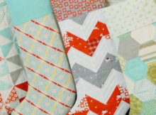 Pieced christmas stockings camille roskelley