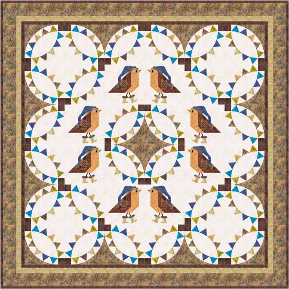 Quiltmakers 1000 Blocks Round Robin