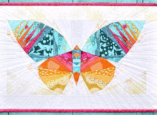 Take Wing butterfly
