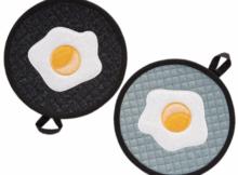 egg pot holder pattern Over Easy