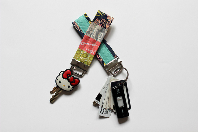 key fobs Jeni In Color Order
