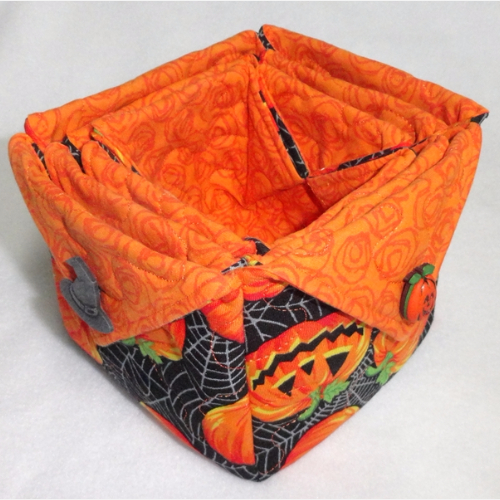 stackable fabric boxes