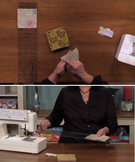 6 inch by 24 inch quilt ruler