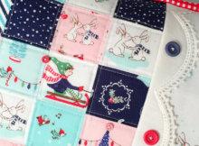 Pixie Noel fabric
