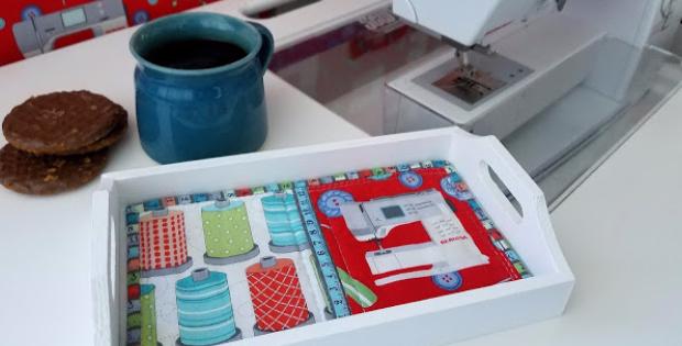 Sewing Room fabric Benartex