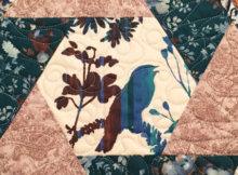 Wings Comtempo Birds fabric