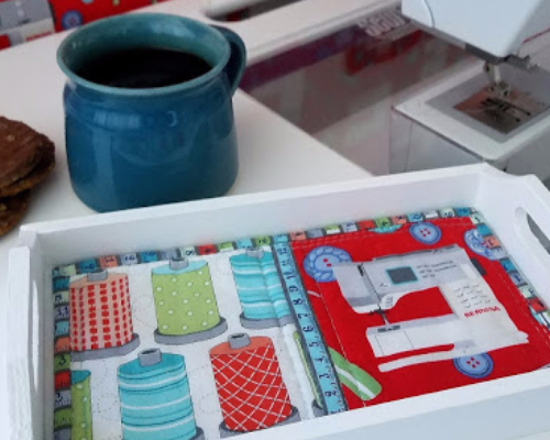 amanda murphy fabric sewing notions print