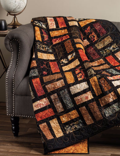 jelly roll quilt pattern easy