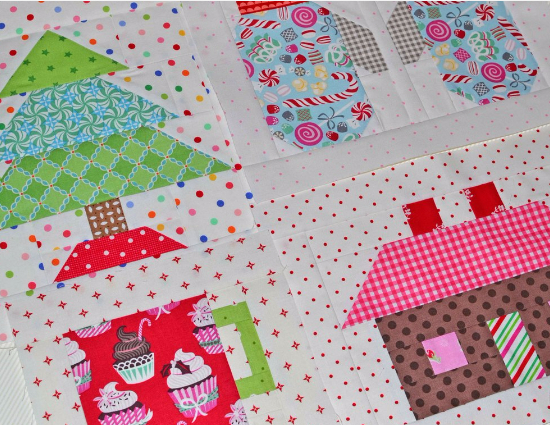quilt blocks Quilty Fun Lori Holt