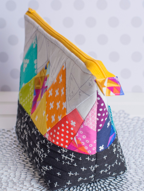 zippered pouch 3 sizes