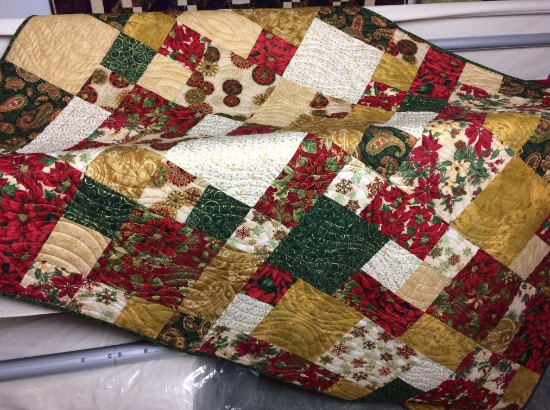 Take 40 To Create A Quilt This Weekend Quilting Cubby Custom Take 5 Quilt Pattern
