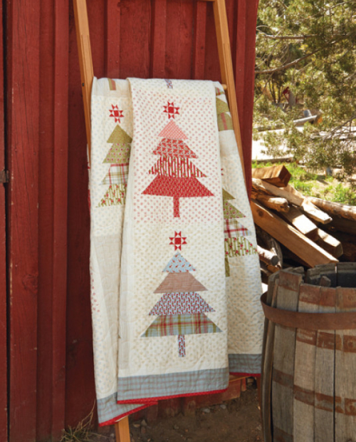 Santa S Tree Farm Quilt Merry And Bright Quilting Cubby
