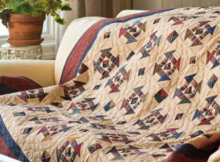 Pam Buda Every Little Bit Quilt American Patchwork and Quilt