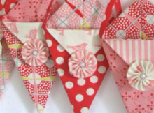 Valentine Pennie Pockets