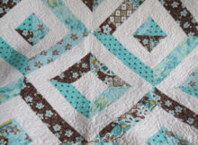 jelly roll quilt easy beginners