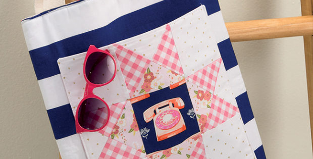 lunch hour patchwork pattern book