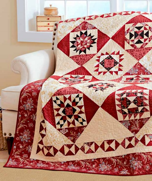 Make Warm And Cozy Mystery Quilt Quilting Cubby