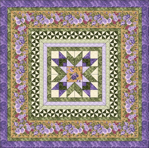 for plum mum magazine blue sew with in love a potsofposiestwinteallg and quilting of fabric quilt