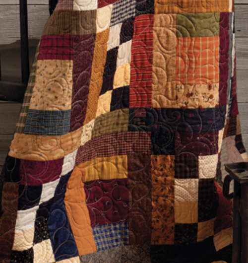 country themed quilt pattern