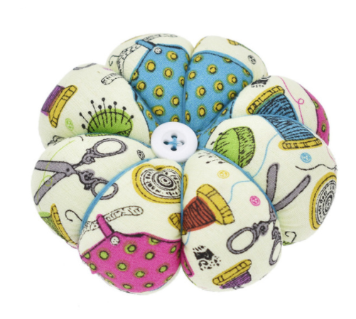 pin cushion for the wrist