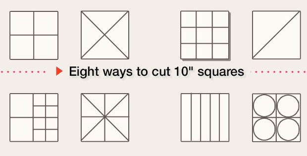 Quilt Ideas For 10 Inch Squares That Make Beautiful Quilts
