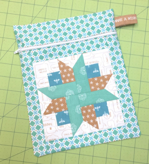 sewing notions pouch
