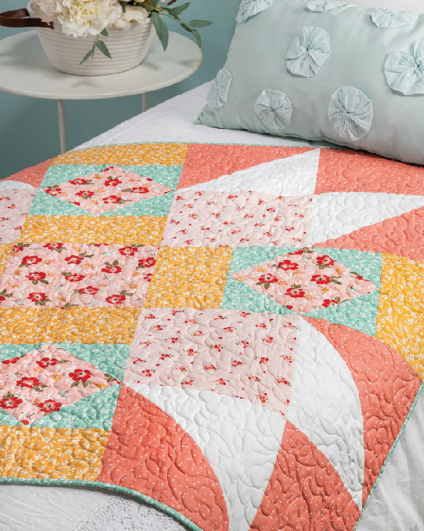 A Stash Busting Quilt You Can Make In A Day Quilting Cubby