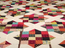 Jelly Roll Patterns Quilting Cubby